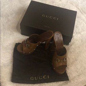 Gucci women's heels